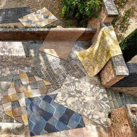 Harlequin teppe kolleksjon