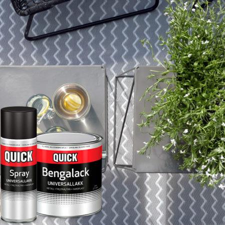 Quick bengalack